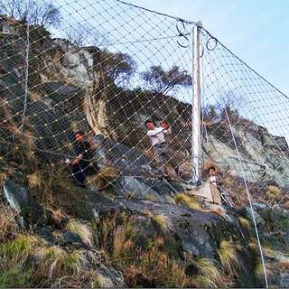 Rockfall Barrier